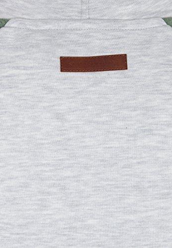 Naketano Male Hoody Perverser II Grey