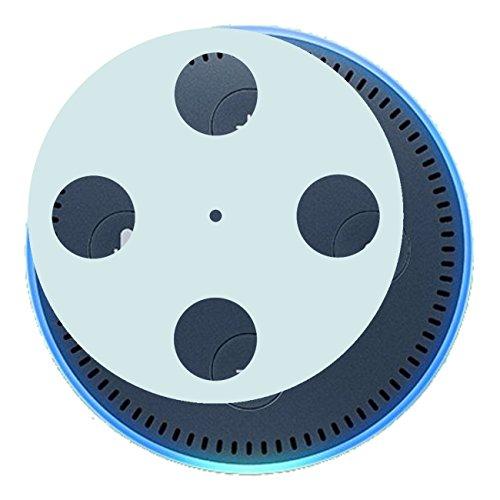 Disagu SF-sdi-5436_602 Design Skin für Amazon Echo Dot - Motiv Nerd-Eule