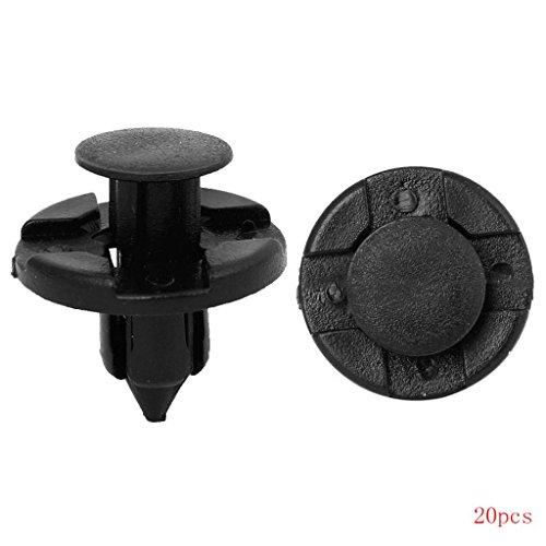 20pz-8mm-foro-rivetto-parafango-paraspruzzi-fissaggio-paraurti-clip-per-nissan