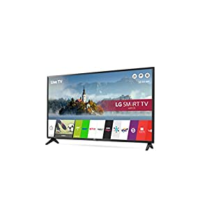 LG 43LJ594V 43 inch Smart LED TV (2017 Model)