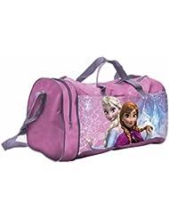 Star Licensing Disney Frozen Borsa Sportiva per Bambini, 44 cm, Multicolore