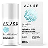 Acure - Incredibly Clear Facial Cleansing Stick For Combination To Oily Skin 2