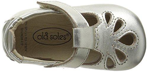 Old Soles  T- Petal, Ballerines pour bébé se tenant debout Pour bébé / fille Or - Doré