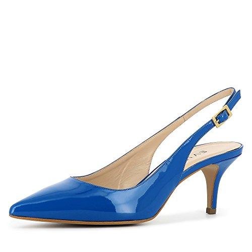 Evita Shoes Giulia, Scarpe col tacco donna blu royal