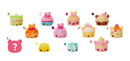 Num Noms - Lunch Box - Pack Surprise Gloss - 12 Mini Figurines - Modèle Aléatoire