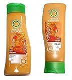 Herbal Essences Ape Forte Confezione Shampoo & Balsamo con miele profumo. 400ml Bottiglie