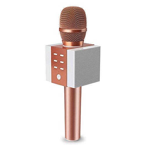 Mikrofon Drahtloses Handy Gesang Bluetooth Home TV singen Artefakt mit Audio EIN singendes singen Pakistan Universalaufnahme