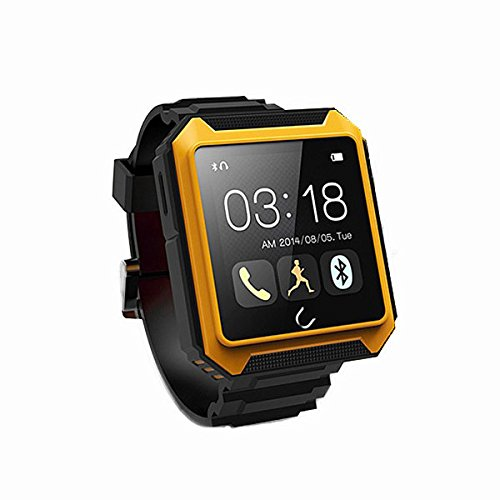 Premium Original UTerra Smart Bluetooth SMS Wristwatch Sports Outdoor Watch