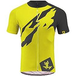 BurningBikewear Uglyfrog Ciclismo Jersey Team Ciclismo Ropa Jersey Bib Shorts Kit Camisa de Secado rápido Ropa al Aire Libre de la Bicicleta QXF21