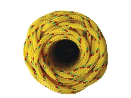 Kunststoffseil aus Polypropylen - gelb - 20 m x 6 mm