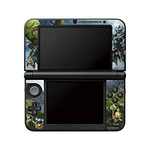 Nintendo 3DS – Monster Hunter Ultimate Folien-Set