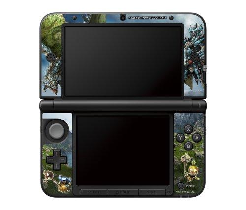 Ultimate 2ds 3 Monster Hunter (Nintendo 3DS - Monster Hunter Ultimate Folien-Set)