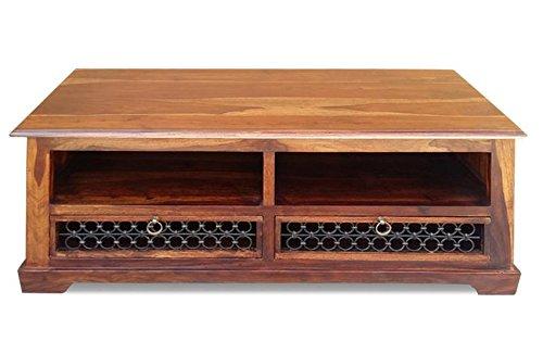 Möbelkultura TV Unterschrank, Holz, braun, 55 x 130 x 50 cm (Palisander Tv-schränke)