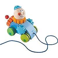Preisvergleich für Haba 5130 Ziehfigur Willi Wirbel, Kleinkindspielzeug