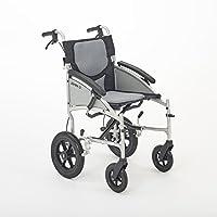 "18"" I-GO Airrex LT Folding Transit Wheelchair"