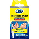 Scholl Verruca and Wart Remover Freeze Treament, 80 ml