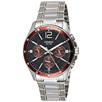 Casio Watch For Men Analog Business Quartz (Imported) MTP-1374D-5A