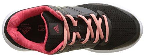 adidas Performance Damen Duramo 7 Laufschuhe, 36 2/3 EU Schwarz (Core Black/core Black/utility Black)