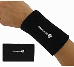 Artengo Wristband (Black)