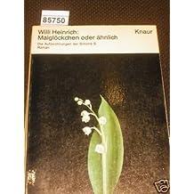 Maiglöckchen oder ähnlich : die Aufzeichnungen der Simone S.; Roman - Knaur-Taschenbücher ; 140