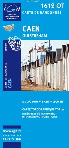 Caen / Ouistreham GPS: Ign.1612ot