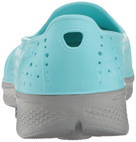 Skechers H2 Go Gummi Wasserschuh Blue/Gray