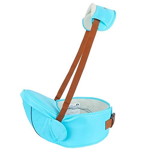 Unbekannt Baby Hüfthocker Ergonomische Babytrage mit Schultergurt, Hüfthockersitz zum Tragen von Kleinkindern,A