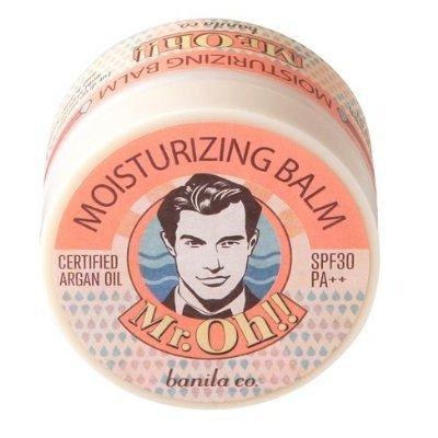 F&Co_banila co, Mr.Oh! Moisturizing Balm (25g, natural radiance, moisturizing, healthy skin, UV protection SPF30/PA++)[001KR]