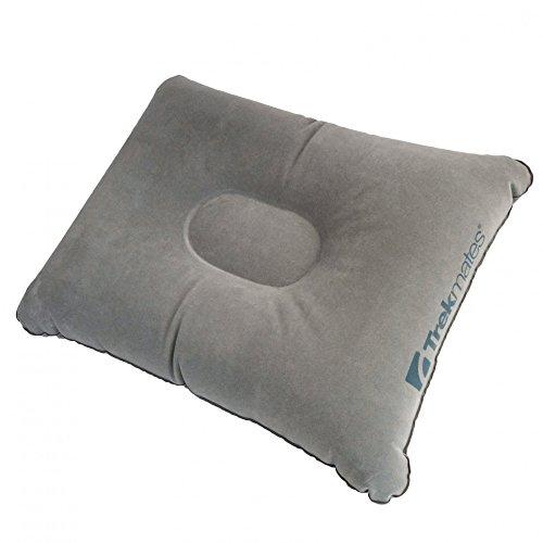 41Rk62P2xpL. SS500  - TREKMATES Inflatable Pillow Travel Pillow 40 x 30 x 12 cm