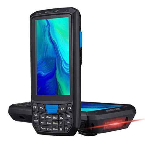 Industrie Rugged Inventar Android 8.1 Scanner Data Terminal Mit 1D-Scanner Von Honeywell, 8.0MP Kamera, 4.5In Touch Screen, Numeric Keypad, Unterstützung 4G Wifi BT GPS -