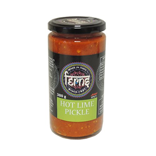 Ferns' - Hot Lime Pickle - 380g (Case of 6)