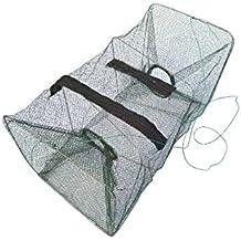 VANKER Pesca molde de la trampa jaula de Pescado langosta cangrejo cangrejos Camarón de la gamba cebo