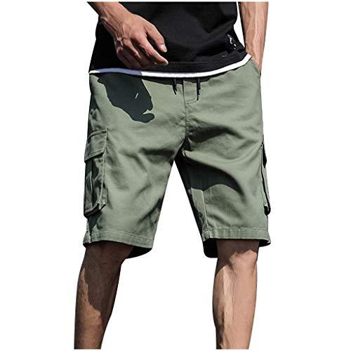 Zolimx herren badeshorts und hemd funky jungen shorty shirt und hose kurz sommer schnelltrocknend boardshorts/sommer strand shirts für männer beachshorts (Funky Trainingshose)