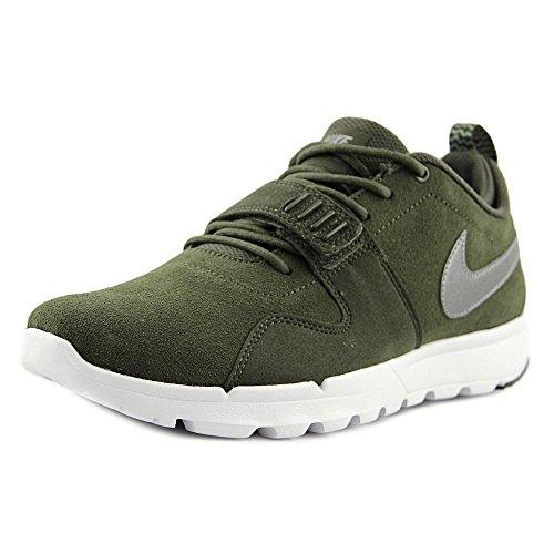 Nike , Baskets pour homme Bleu taille Verde / Gris / Blanco (Crg Khk / Mtlc Cl Gry-White-Whit)