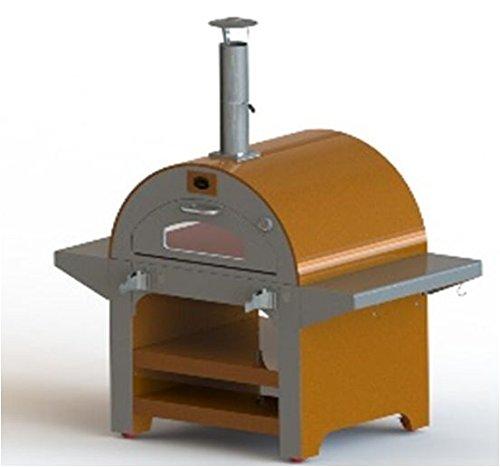 Pizzaofen Holzbackofen Brotbackofen Flammkuchenofe Outdoor-Küche