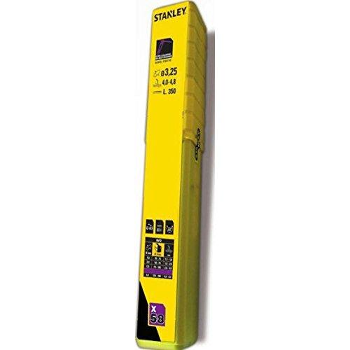 Stanley ST-90681 - Caja de electrodos celulósicos 2,5x300. 142 uds.