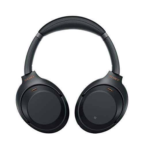 Sony WH-1000XM3 Wireless Industry Leading Noise Cancellation Headphones with Alexa (Black) Image 4