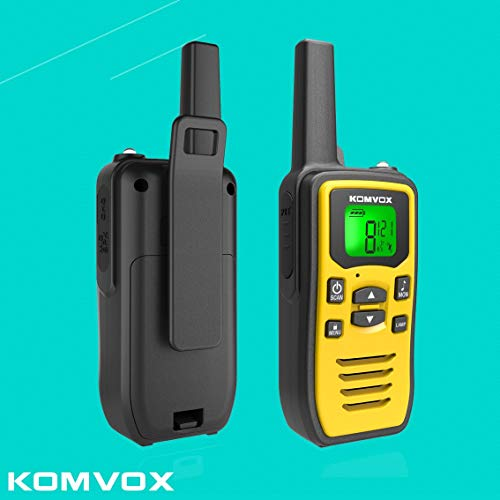 Zoom IMG-1 professionali radio walkie talkie pmr