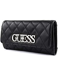 Sweet Candy Pocket Trifold Slg Guess Black dSqBwdC
