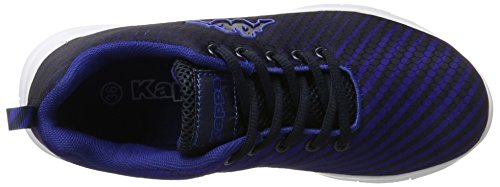 Kappa Shape, Sneakers Basses Mixte Adulte Bleu (6760 Navy/blue)