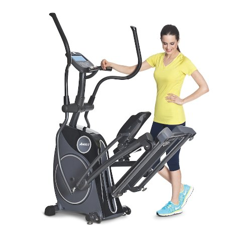Horizon Fitness Elliptical Crosstrainer Andes 8i Ergometer und FT1 Polar Pulsuhr und T31 Brustgurt - 4