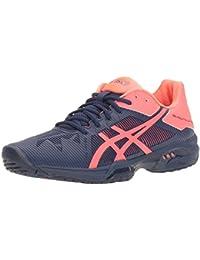 Asics Women's Gel-solution Speed 3 Tennis Shoe