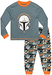 Star Wars Pigiama per Ragazzi The Mandalorian