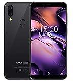 UMIDIGI A3 Einsteigslevel Dual 4G LTE Android 8.1 Smartphone ohne Vertrag - 2.5D gebogenes Glas Fashion Design handy, 5.5