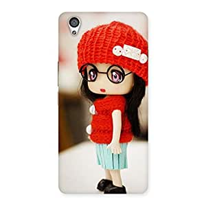 Voila Cuty Tiny Little Angel Back Case Cover for OnePlus X