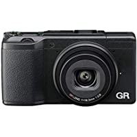 Ricoh GR II (16 MP, CMOS Sensor, Wi-Fi, manuelle Zeit- und Blendenwahl möglich)