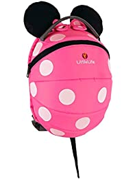 LITTLELIFE DISNEY KIDS DAYSACK - PINK MINNIE