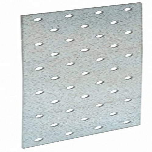 Simpson Strong-Tie - NP20/120/300 - Plaques perforées - A x B x ep mm - 120 x 300 x 2mm