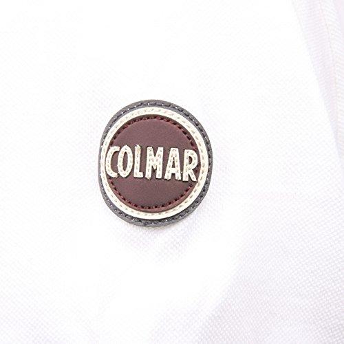 C6782 polo maglia uomo COLMAR bianco t-shirt men Bianco