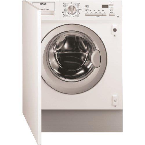 AEG L61470WDBI 7kg Wash 4kg Dry Integrated Washer Dryer
